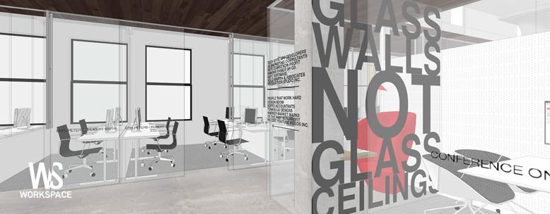 NYC Coworking Space at Varick St.